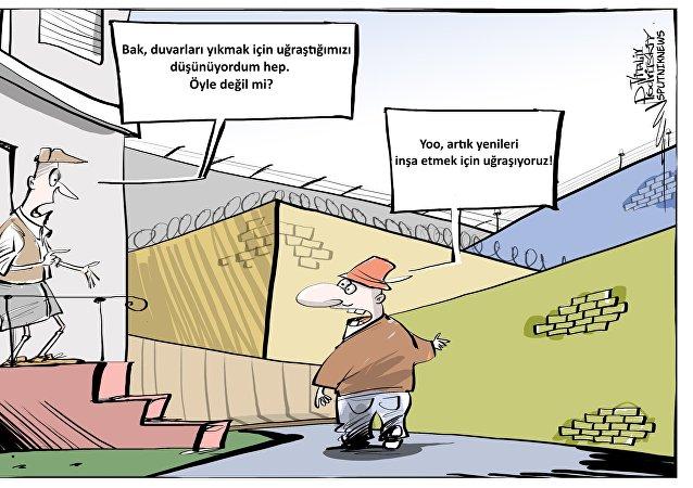 Almanya'da 'Yeni Berlin Duvarı' örülüyor
