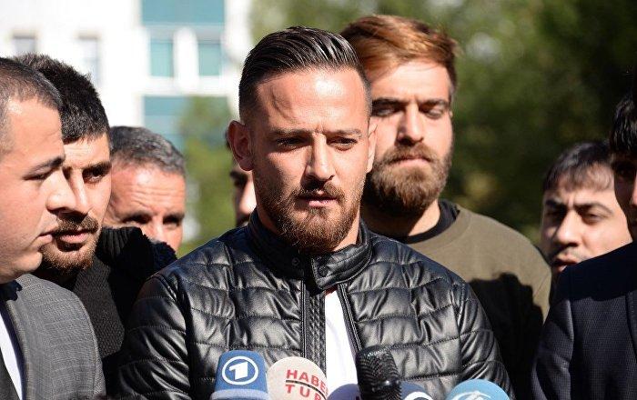 Amedsporlu Naki Türkiye'yi özetledi: Kimi, kime şikayet edeceğim?