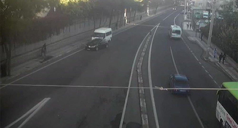 Diyarbakır saldırısında kullanılan minibüs