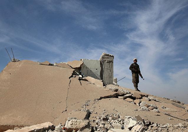 Rakka- Demokratik Suriye Güçleri