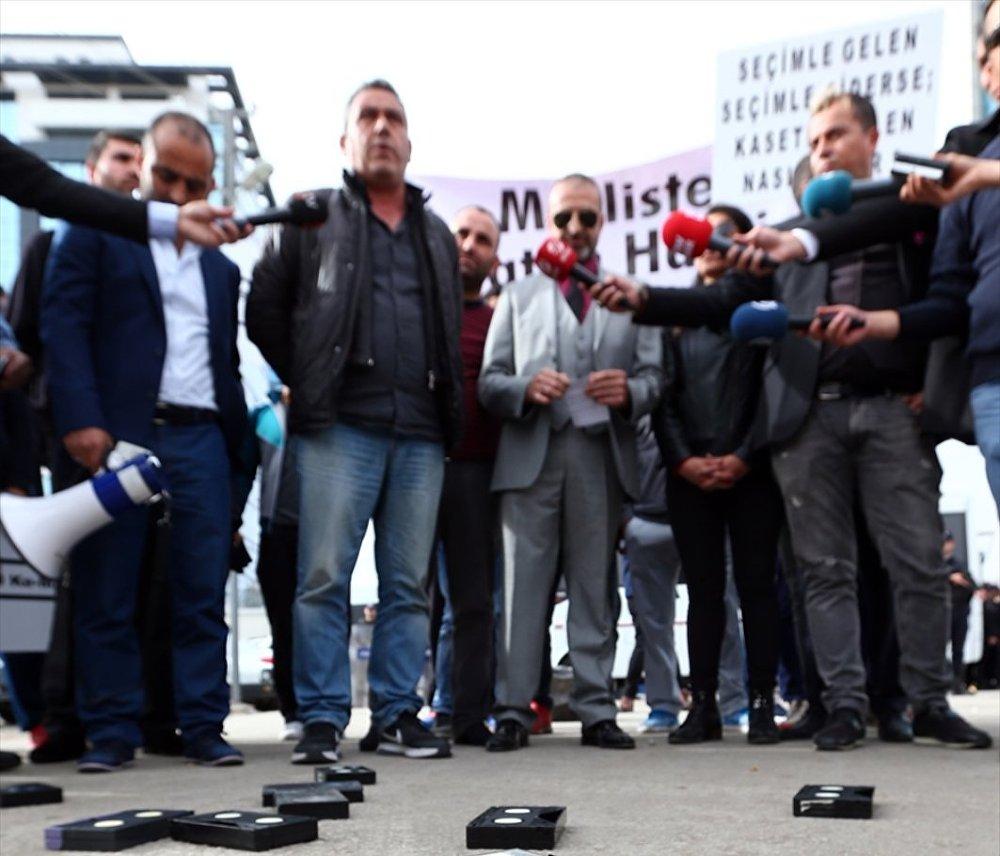 Kemal Kılıçdaroğlu protesto