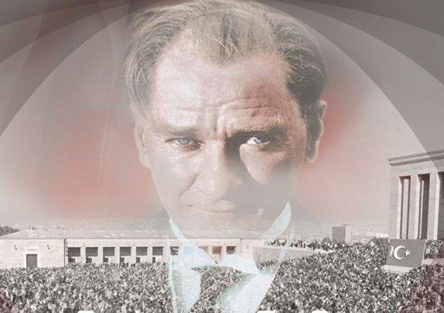 Mustafa Kemal Atatürk (video)