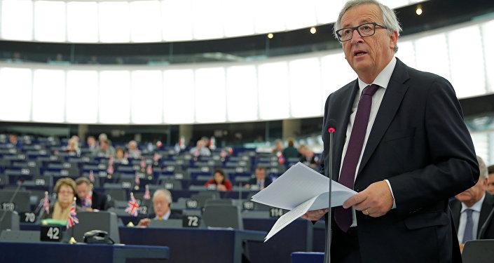 Avrupa Komisyonu Başkanı Jean- Claude Juncker