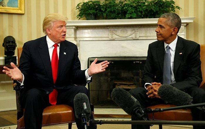 Trump Obama bana Watergate'ten beterini yaptı