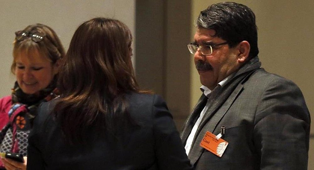 Salih Müslim Almanya Federal Meclisi'nde