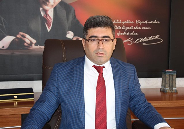 Varto'ya kayyum olarak atanan Kaymakam Mehmet Nuri Çetin