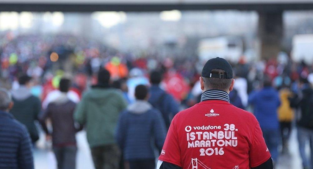 Vodafone İstanbul Maratonu'na Afrikalı atletler damga vurdu