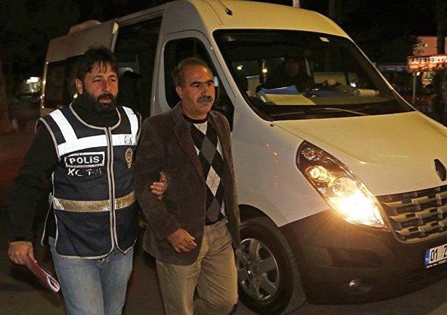 HDP Adana İl Başkanı Hüseyin Beyaz