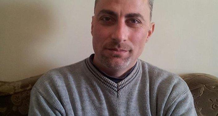 Demokratik Suriye Meclisi yöneticilerinden Rezzan Hido