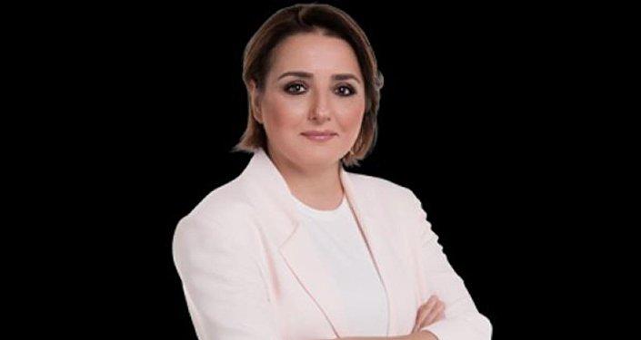 Cumhurbaşkanı Recep Tayyip Erdoğan'ın başdanışmanı Saadet Oruç