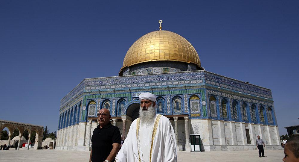 Kudüs'teki Kubbet-üs Sahra