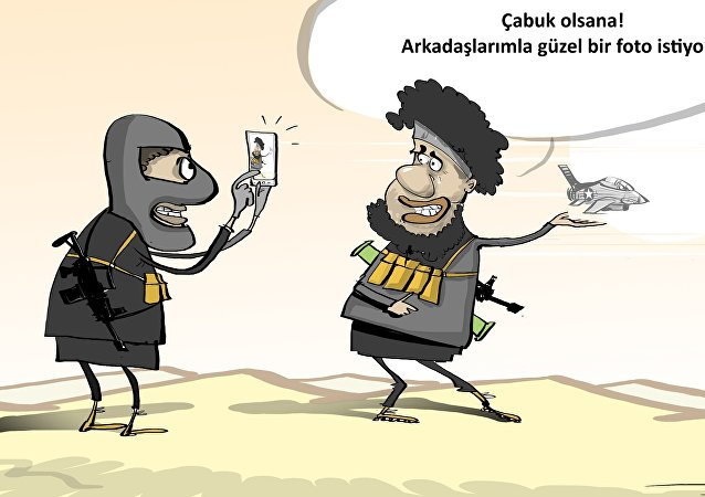 IŞİD, koalisyon uçaklarına saldırıları yasakladı