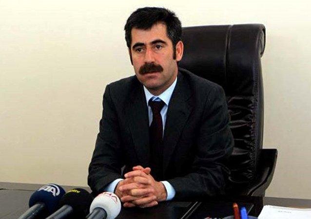 Van Büyükşehir Belediye Başkanı Bekir Kaya