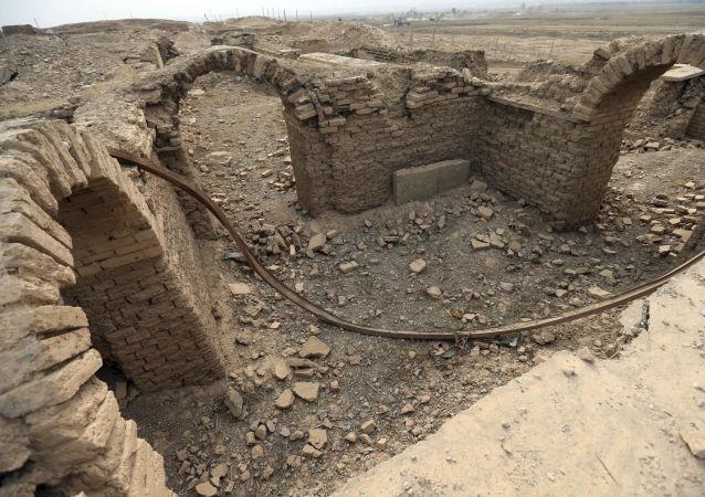 Antik kazı