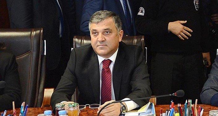 HSYK Üyesi Mustafa Kemal Özçelik