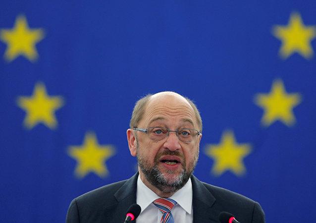 AP Başkanı Martin Schulz