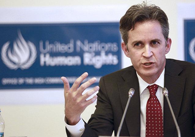 Birleşmiş Milletler Düşünce ve İfade Özgürlüğü Özel Raportörü David Kaye