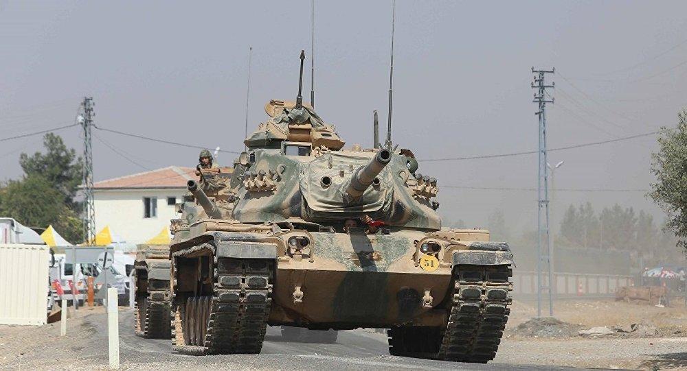 El Bab çevresinde ÖSO ve DSG güçleri çatışıyor