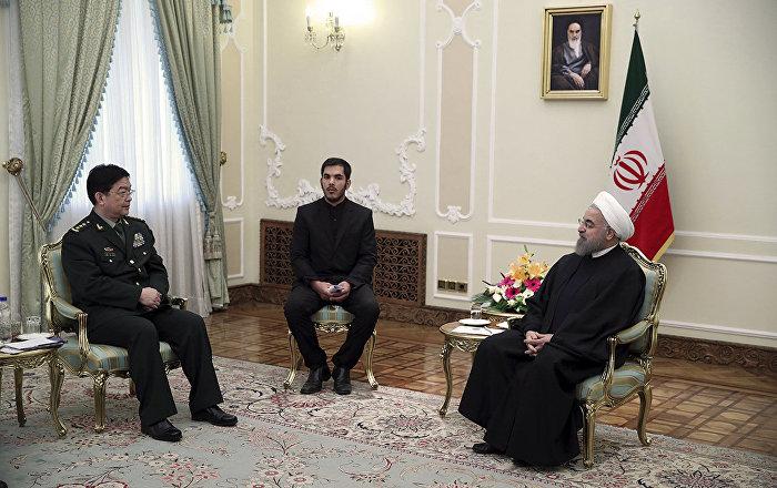 İran-Çin yakınlaşmasının ardından Ortadoğu'yu yeni bir jeopolitik yapılandırma bekliyor' 83