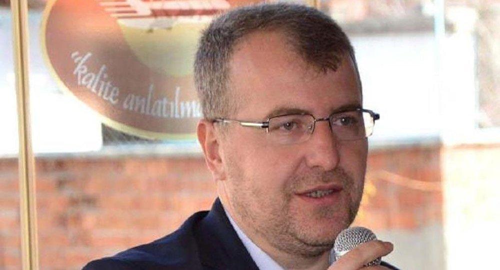 AK Parti Bilecik Milletvekili Halil Eldemir