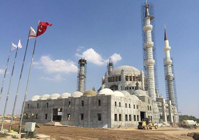 Lefkoşa / Hala Sultan Camisi