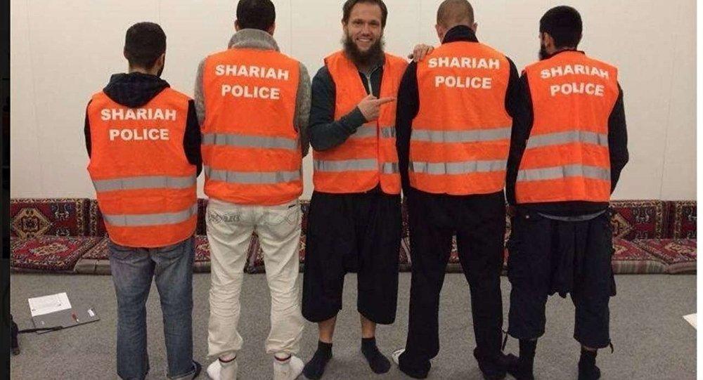 Almanya'da Şeriat polisi