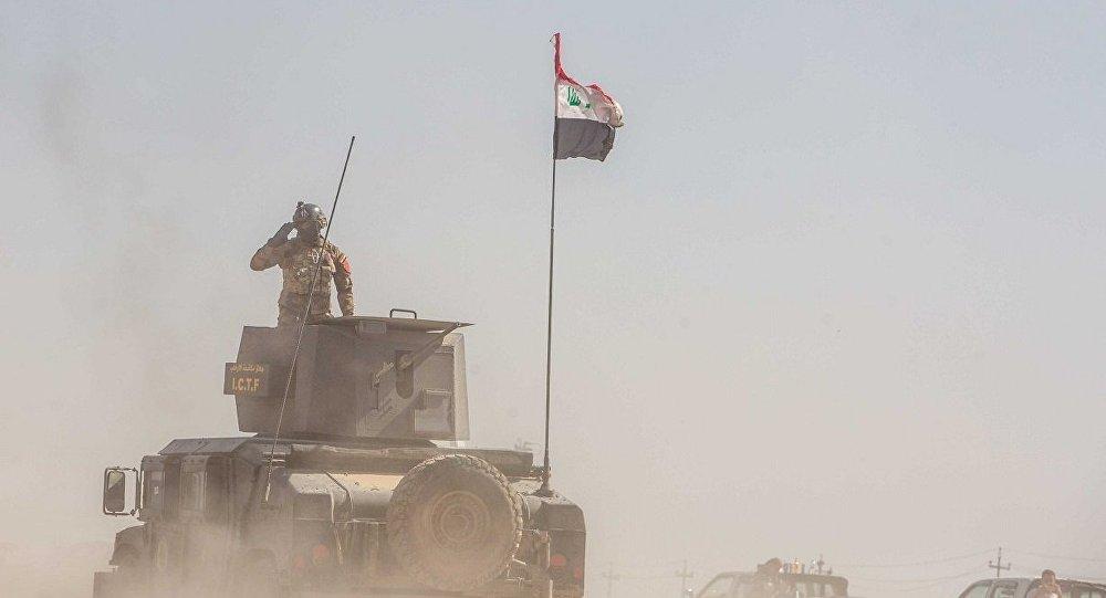 Irak ordusu, Musul operasyonuna son sürat devam ediyor