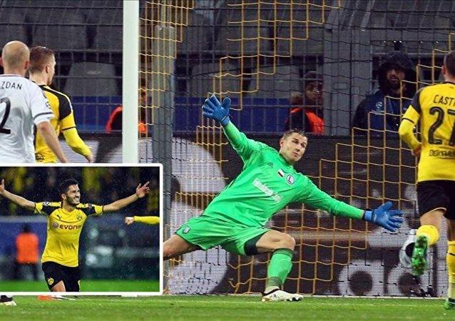 Borussia Dortmund  - Legia Varşova