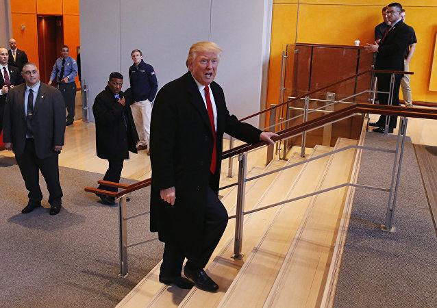 Donald Trump- New York Times