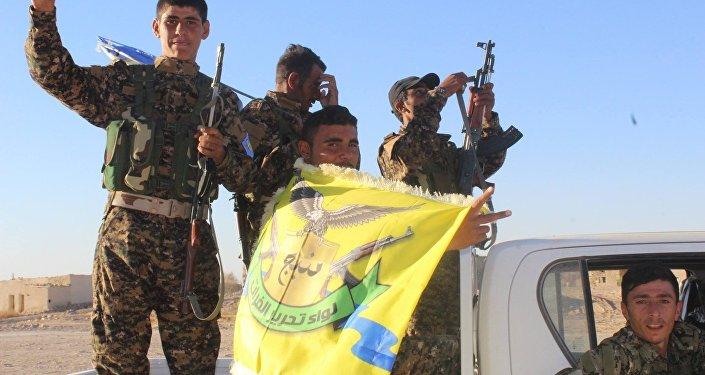 DSG güçleri, Menbiç ve El Bab çevresinde ÖSO ile savaşıyor