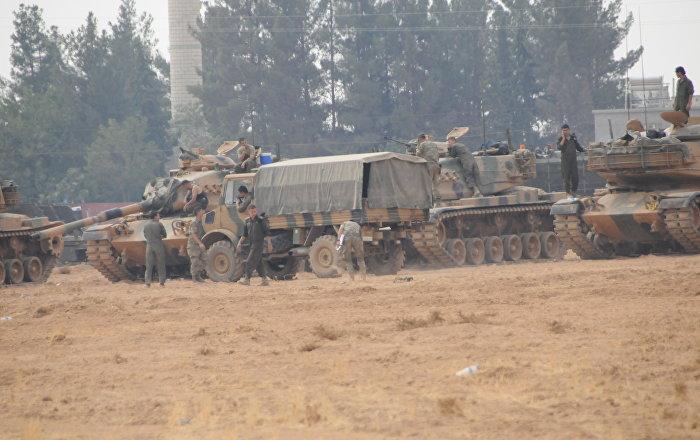 ABD El Bab'da 2 Türk askerini kaçırdı'