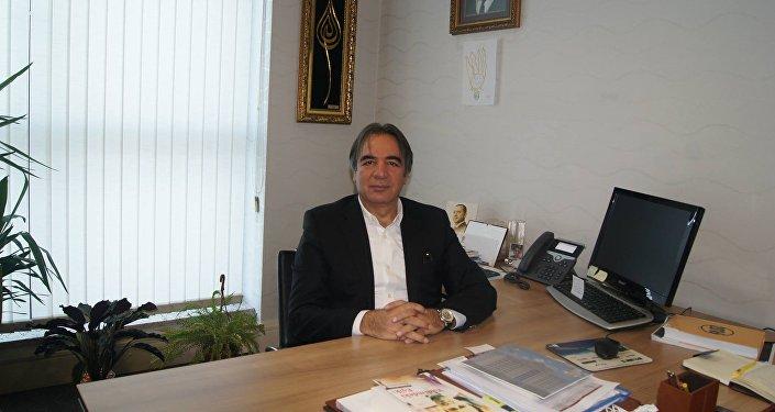 AK Parti eski Şanlıurfa Milletvekili ve AK Parti MKYK Üyesi Prof. Dr. Mazhar Bağlı