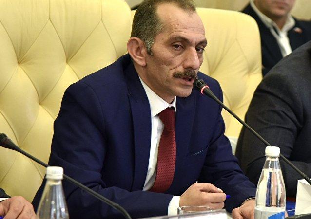 Avrasya Yerel Yönetimler Birliği Başkanı Hasan Cengiz