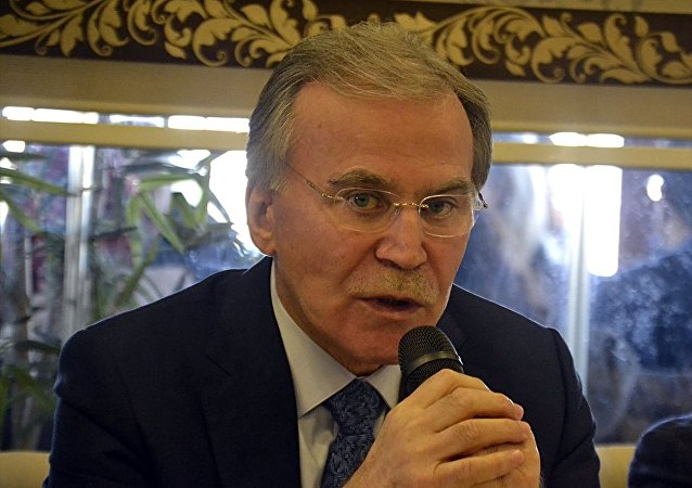 Eski TBMM Başkanı ve AK Parti Karabük MilletvekiliMehmet Ali Şahin