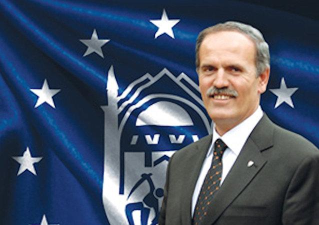 Büyükşehir Belediye Başkanı Recep Altıntepe