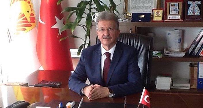 AK Partili Enez Belediye Başkanı Abdullah Bostancı