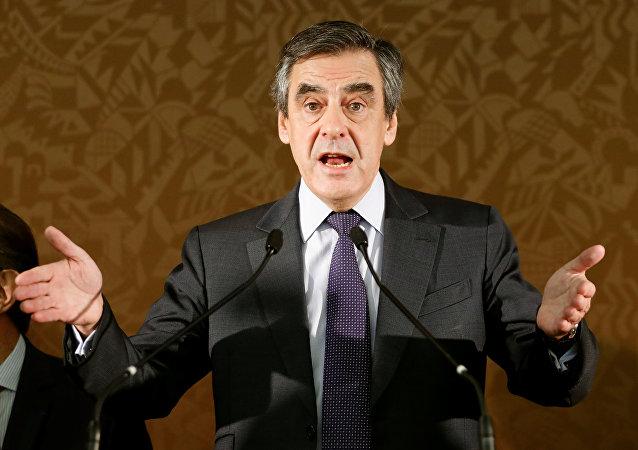 Cumhuriyetçi Parti'nin cumhurbaşkanı adayı François Fillon
