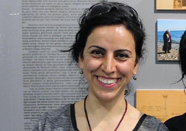 BBC Türkçe muhabiri Hatice Kamer