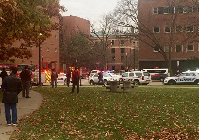 ABD'deki Ohio Eyalet Üniversitesi'nde silahlı saldırı
