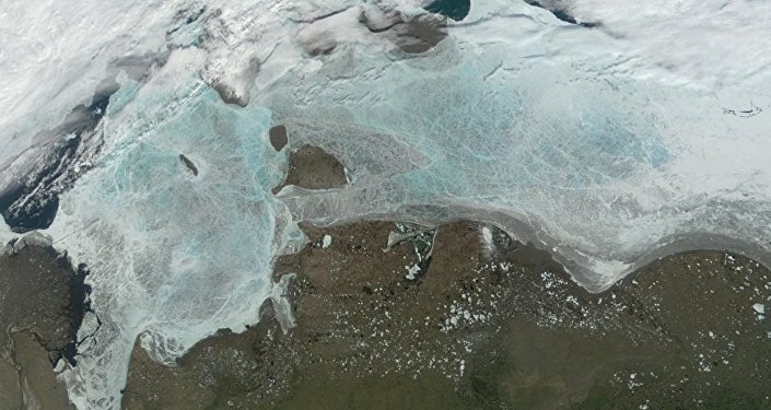 küresel ısınma - ada