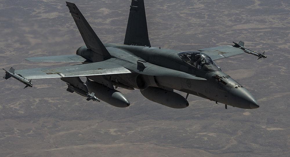 Kanada Kraliyet Hava Güçleri'ne bağlı CF-188