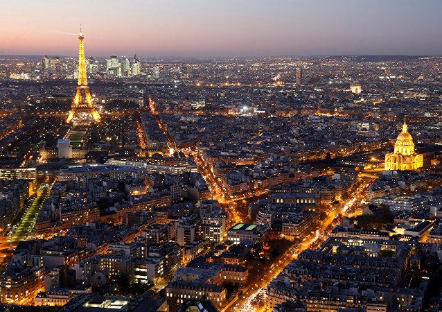 Fransa / Paris / Eyfel Kulesi