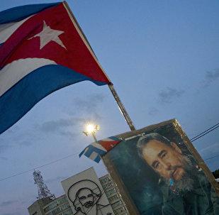 Küba - Fidel Castro