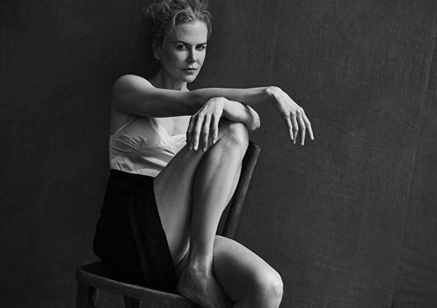 Pirelli 2017 takvimi-Nicole Kidman