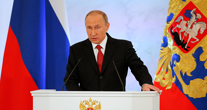 Vladimir Putin / Federal Meclis hitabı