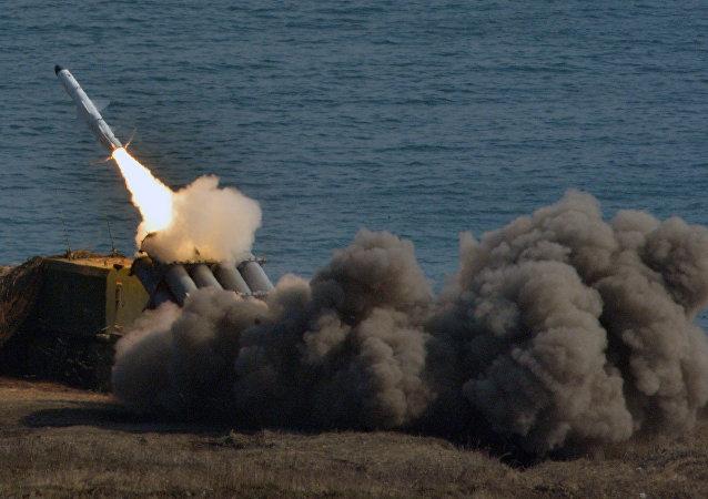 Ukrayna'nın Kırım yakınlarında füze denemeleri