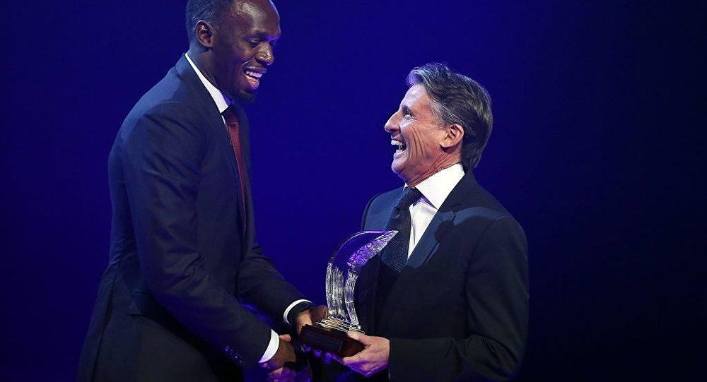 Usain Bolt - Yılın Atleti Ödülü
