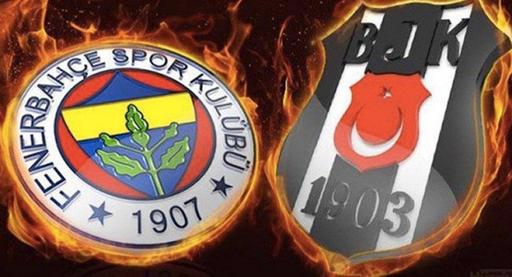 F.Bahçe ve Beşiktaş ile ilgili görsel sonucu