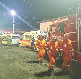 Çin'in kuzeydoğusunda bulunan bir kömür madeninde meydana gelen grizu patlamasında ölü sayısı 32'ye çıktı.