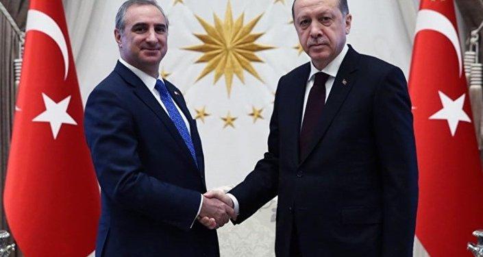Eitan Naeh - Recep Tayyip Erdoğan